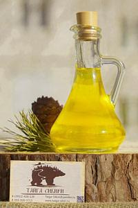 Grafinchik s kedrovym maslicem - Кедровое масло: полезные свойства и противопоказания