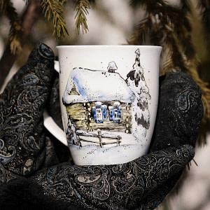 Kruzhka forfor Domik - Самые интересные подарки из Сибири: где их искать?
