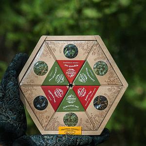 Подарочный набор чая «Лесной аромат»
