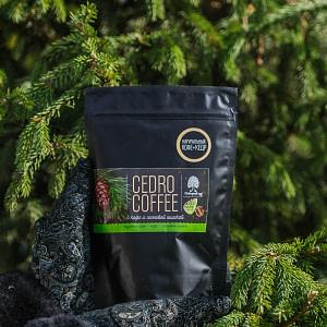 CedroCoffe с кофе и сосновой шишкой 120 гр