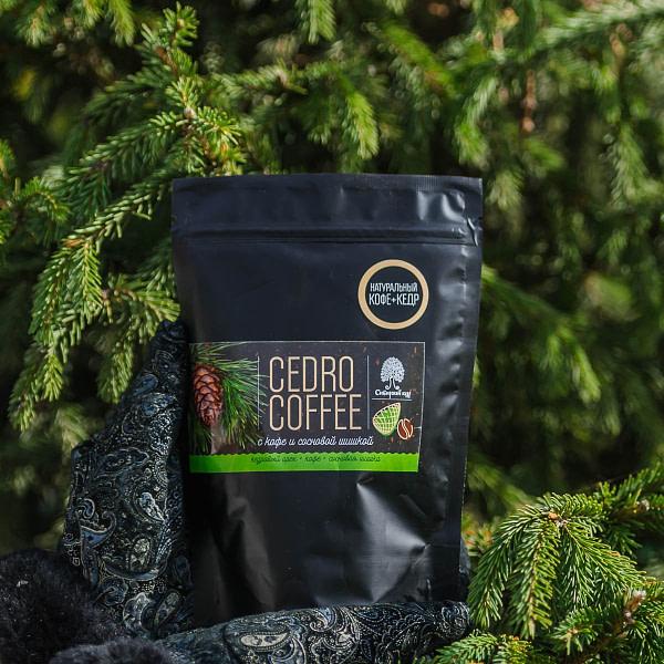 CedroCoffe с кофе и мускатом 120 гр