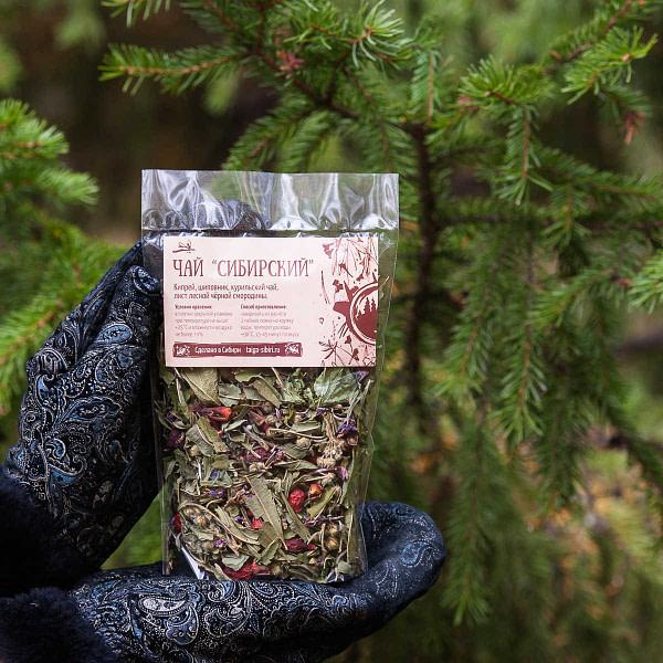 «Сибирский» чай 50 гр