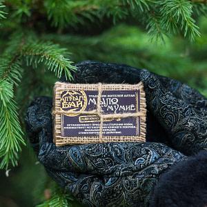 Мыло с мумиё Алтын 80 гр