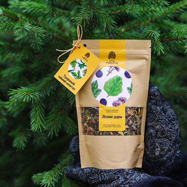 Чайный напиток Лесные дары