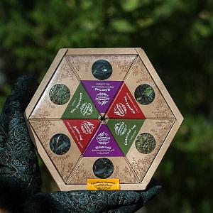 Подарочный набор чая «Саянская долина»