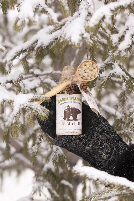 Kedrovoe maslo iz Sibiri - Кедровое масло - таёжный дар с заботой о здоровье