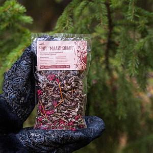 «Малиновый» чай 50 гр