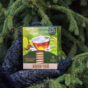 Иван - чай пакетированный  без добавок