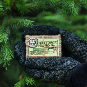 Пихтовое мыло Алтын 80 гр