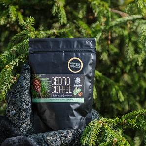 CedroCoffe с кофе и кардамоном 120 гр