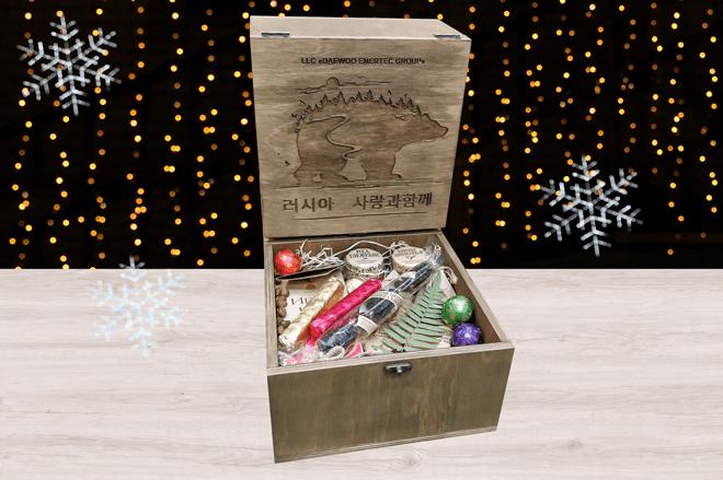 Koreya - Готовь сани летом: пора задуматься о корпоративных новогодних подарках