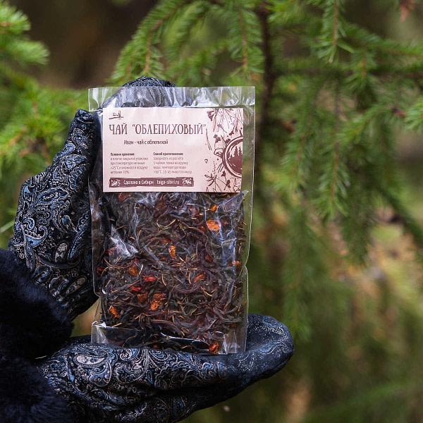 «Облепиховый» чай  50 гр