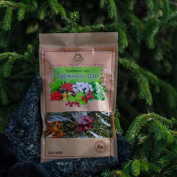 Чай Дары тайги