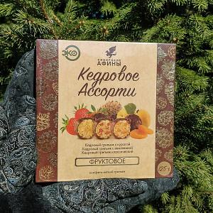 Кедровое Ассорти Фруктовое 125 гр