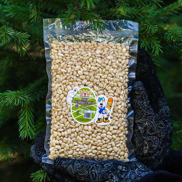 Ядро кедрового ореха 200 гр