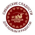 "lakomyj kraj logotip - Сибирские подарки в ""Таёжной Лавке"""