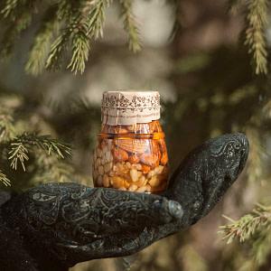 Ореховое ассорти в таёжном меду