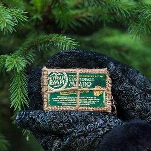 Сосновое мыло Алтын 80 гр