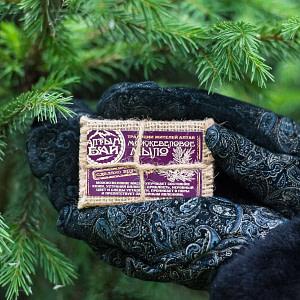 Можжевеловое мыло Алтын 80 гр
