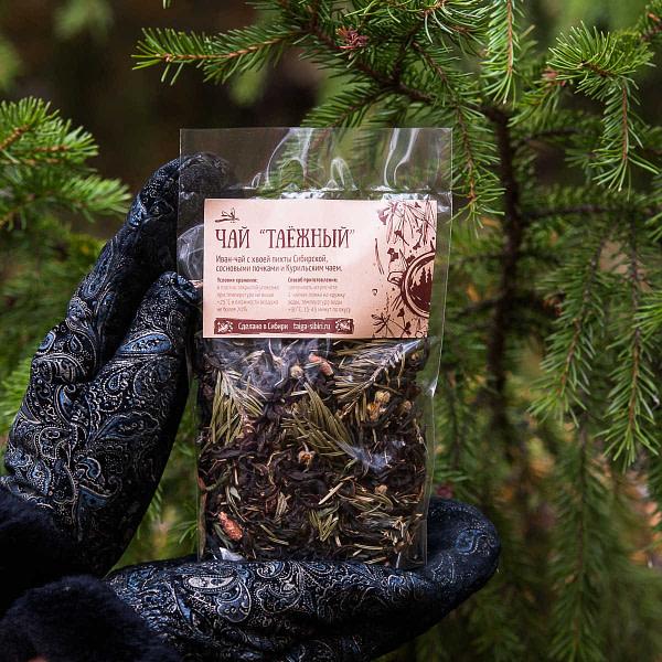 Чай «Таёжный» 50 гр